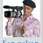 Blue Moon Künstlerteam (Köln) - komisches Comedy-Kamerateam - Die besten Comedians & Comedy-Künstler (Comedy-Walkacts) für Ihre Veranstaltung (Event, Feier, Betriebsfest, Firmenfeier, Geburtstag, Hochzeit, Jubiläum, Weihnachtsfeier, Verlobungsfeier, Messe, etc. ) in Köln, Bonn, Düsseldorf, Düren, Aachen, bergisch-Gladbach, Leverkusen, Essen, Frankfurt, Stuttgart, Hamburg, München, Hannover, Berlin
