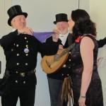 Schornsteinfeger Musik Event Hochzeit Geburtstag Show Musik Zauberei