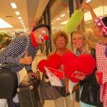 Clown-Walkact: Lustige und komische Comedy-Walkacts (Künstler zu buchen und als Idee für Ihre Veranstaltung in Köln, Bonn, Düsseldorf, Düren, Aachen, Levenrkusen, Essen Ruhrgebiet oder auch in ganz Deutschland!
