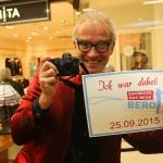 Spass-Fotofraf: Lustige und komische Comedy-Walkacts (Künstler zu buchen und als Idee für Ihre Veranstaltung in Köln, Bonn, Düsseldorf, Düren, Aachen, Levenrkusen, Essen Ruhrgebiet oder auch in ganz Deutschland!